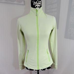 Lululemon athletica full zip jacket size 6